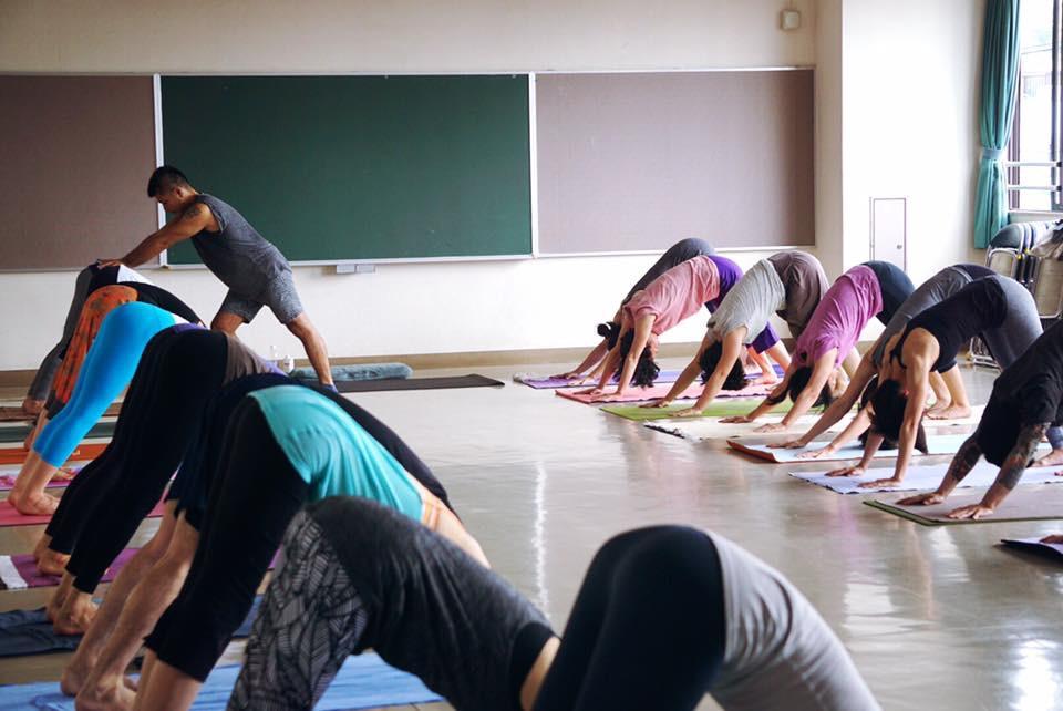 fe-nu yoga studioの画像