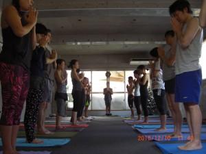 yoga class 003